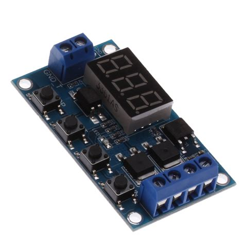 when to switch to 12 12 light cycle trigger cycle timer delay switch circuit board mos tube