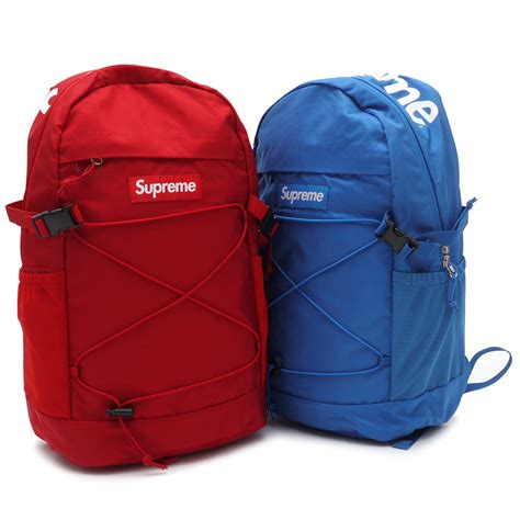 supreme backpack ss16 and supreme backpack buyma
