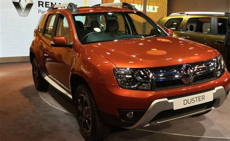 Daster New auto expo 2016 new renault duster amt revealed ndtv