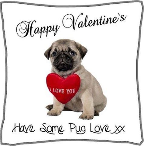 pug valentines day cards 45 best pug cards images on pug