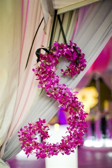 Orchid Decorations For Weddings