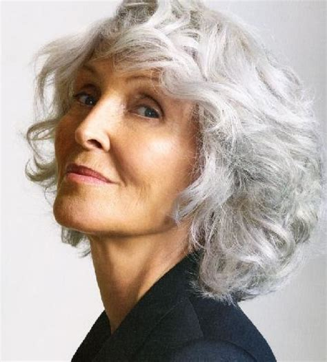 Hairstyles For Gray Hair Over 60 | short hair style guide and photo smart photo gallery of