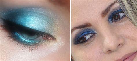 imagenes de unos ojos azules los mejores tonos de sombras para ojos azules dermalook