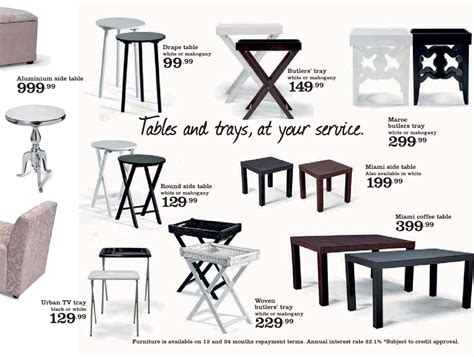 Mr Price Home Decor by Mr Price Home Furniture Catalogue 2011 By Mrpg Page 9