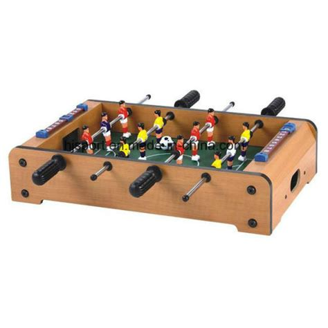 best foosball table brand china best sale gift small size soccer foosball table