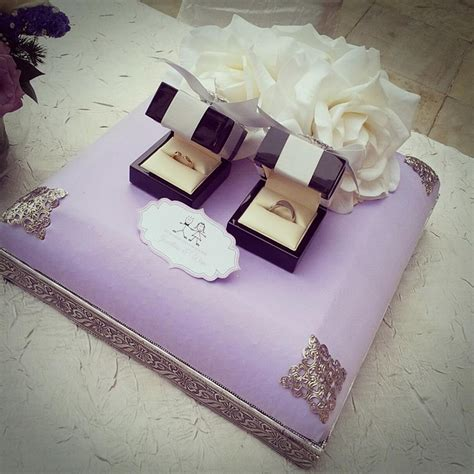 Tray Hantaran 78 images about ring tray on getting engaged
