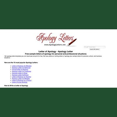 Apology Letter To For Insubordination new apology letters