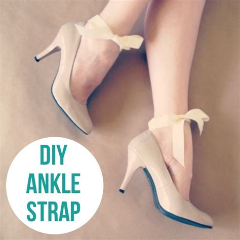 diy heel straps 15 inspirational and creative diy heels ideas