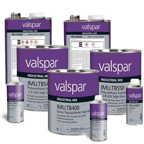 valspar industrial mix coatings engineered to last auto service world
