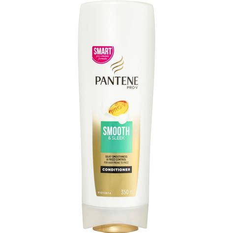 Harga Sho Pantene Pro V pantene pro v always smooth conditioner 350ml woolworths