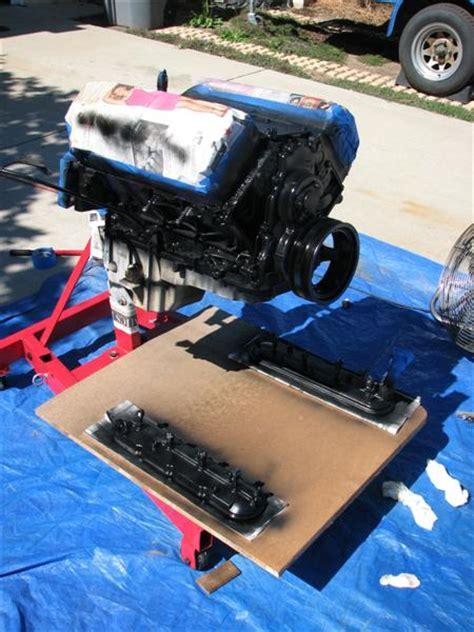 Paint Ls painting an ls1 ls1tech camaro and firebird forum