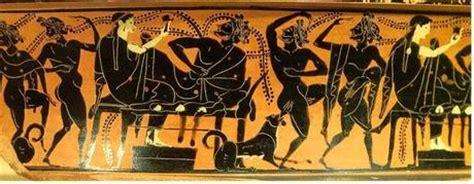 il banchetto di platone i greci e il simposio paperblog