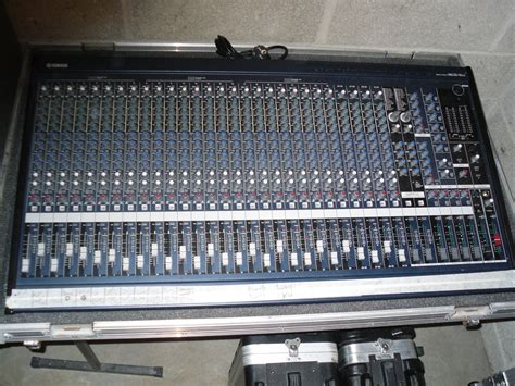 Mixer Yamaha Mg 32 Channel yamaha mg32 14fx image 488566 audiofanzine