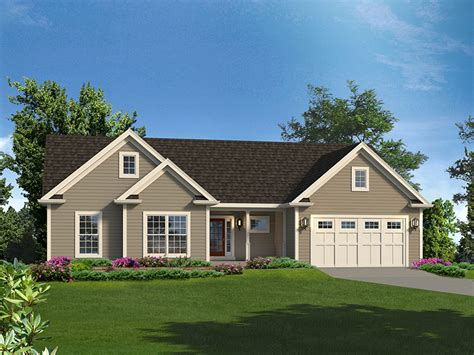 country ranch home plan 121d 0036 house plans and