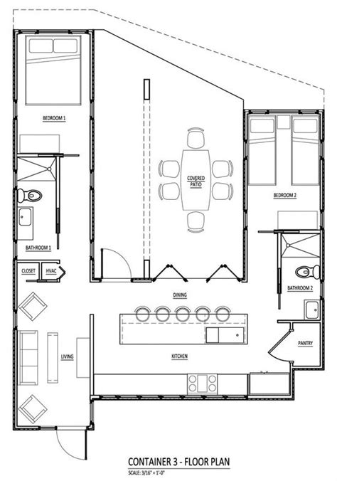 sense and simplicity shipping container homes 6 shipping container plans house made of containers
