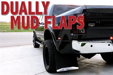 dodge dually mud flaps pro flaps