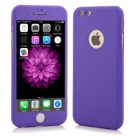 Protective Covers by Ultra Thin 360 176 Protective For Iphone 6 6
