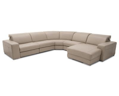 poltrone pc poltrone 6 pc power reclining sectional furniture row