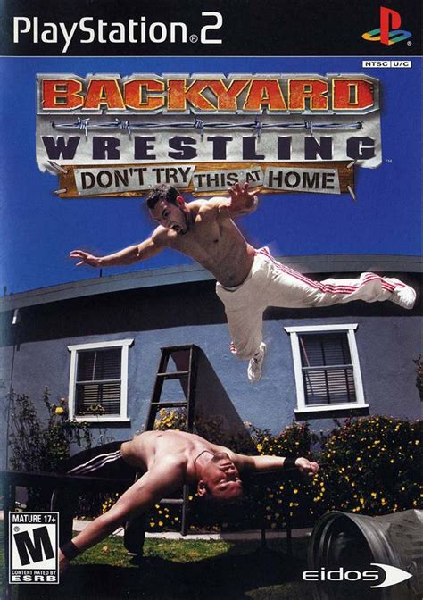 best backyard wrestling backyard wrestling don t try this at home usa iso