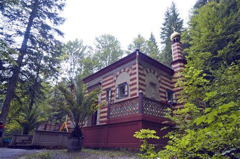 Haus Lindenhof by Das Marokkanische Haus Im Schlosspark Lindenhof Aufnahme