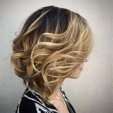 stack perm on long hair pics stack perms for older women photos photo long hairstyles
