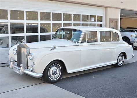 classic rolls royce rental wow 1956 rolls royce vintage limo rental for weddings