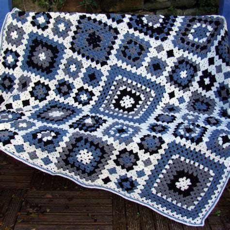 granny blanket finished woolnhook by leonie morgan