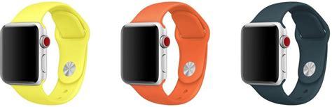 apple wypuszcza sportowe paski dla apple i