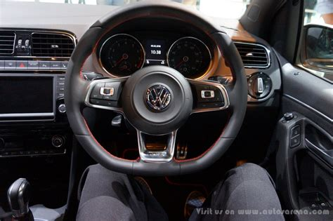 New Vw Polo Interior by Volkswagen Polo Gti Interiors 6