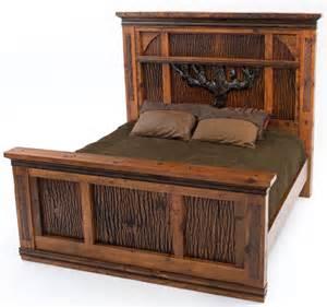 furniture barn de unique rustic bed tree design cabin furniture barn wood