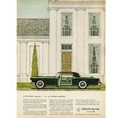 1956 Lincoln Continental Mark II  Milestones