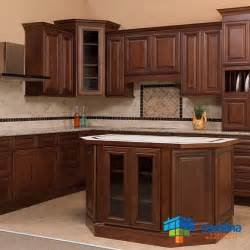 Solid Kitchen Cabinets by Solid Wood Kitchen Cabinets Hazelnut 10x10 Rta Kitchen
