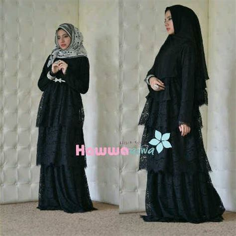 Gamis Hitam Ideas For Sewing Project On Kebaya Baju