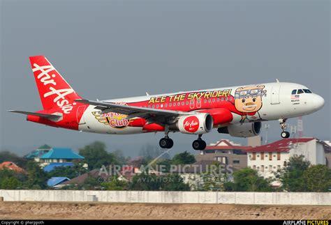 9m ahm airasia malaysia airbus a320 at chiang mai 9m afl airasia malaysia airbus a320 at chiang mai