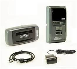 Garage Door Opener On Phone Craftsman Smart Garage Door Opener Smartphone