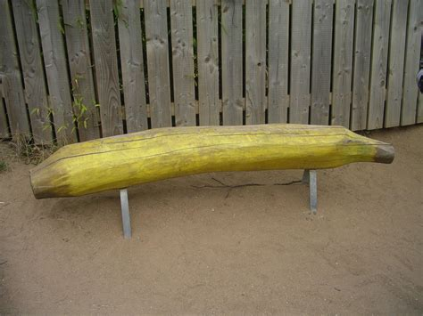banana bench banana bench 28 images teak banana bench deluxe 1 5mt