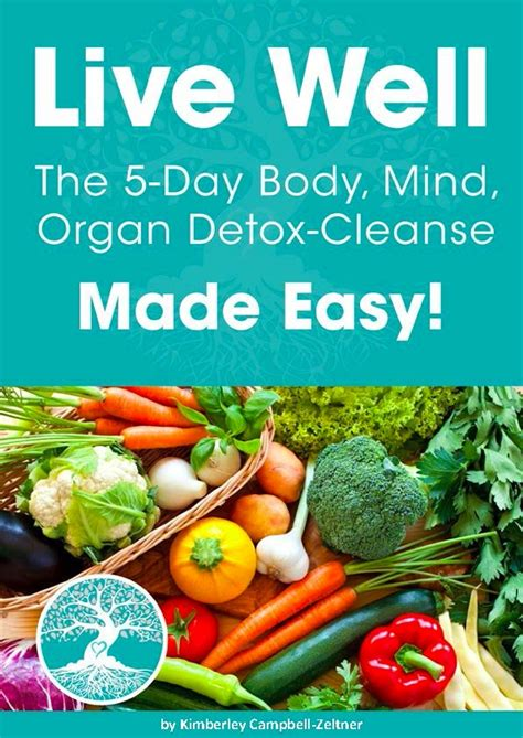 The Well Detox by Why Detox Womens Health 174