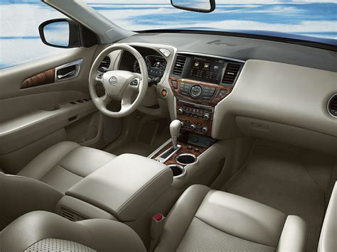 nissan pathfinder 2014 interior 2014 nissan pathfinder price photos reviews features