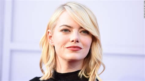 emma stone yearly income emma stone says male co stars have taken pay cuts for her