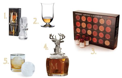 uniquie scotch christmas ideas gift guide whisky is there any wine left