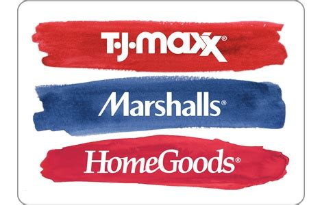 Tjx Gift Card - marshalls gift cards bulk fulfillment egift order online