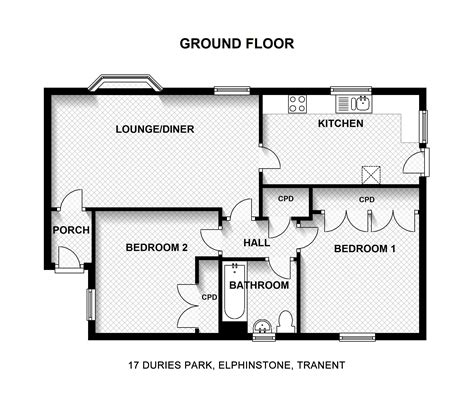 2 bedroom bungalow house floor plans two bedroom bungalow plans photos and video