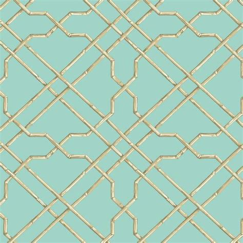 wallpaper blue trellis bamboo trellis wallpaper in light blue design by york