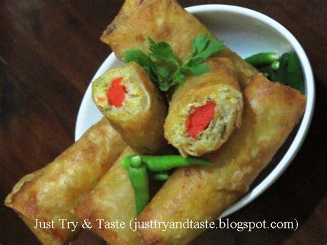 resep risoles isi bihun sayuran sosis   taste