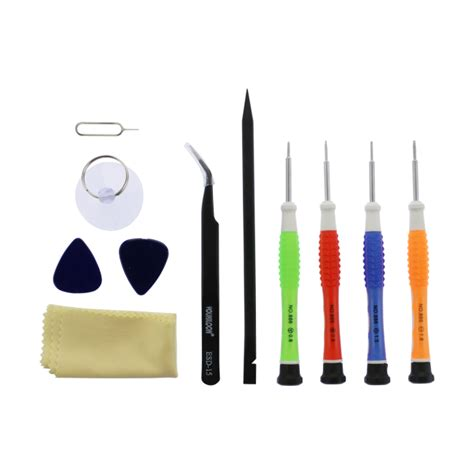 iphone  repair kit  replacement glass screen tools white  shipping