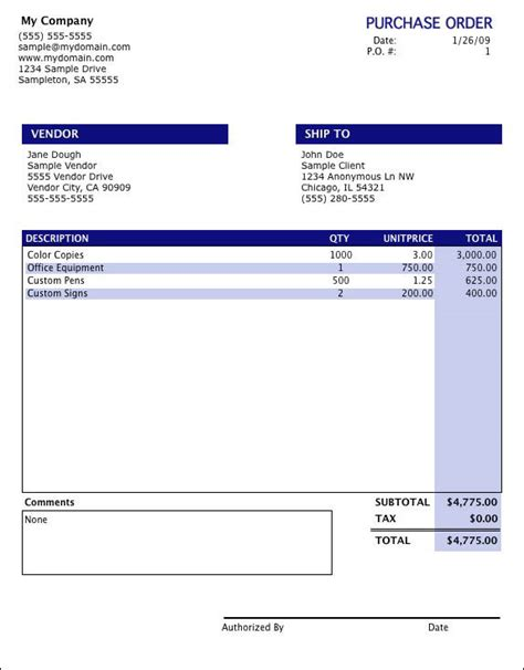 order invoice template sle purchase invoice templates buyretina us