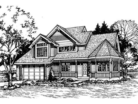 queen anne victorian house plans queen anne place victorian home plan 072d 0474 house
