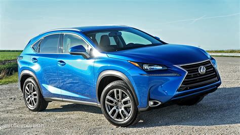 driven  lexus nx  autoevolution