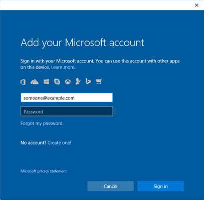 how to create microsoft account microsoft sign up www pictures my microsoft account sign in drawings art gallery