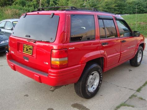 1998 jeep grand special edition for sale in